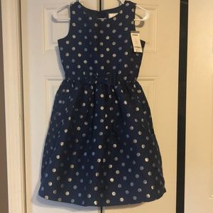 Girls Gymboree dress size 10 new with tags